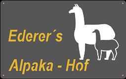 Ederer´s Alpakahof | Familie Reisenbauer - Logo
